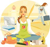 istock Yoga for Relaxation 153467855