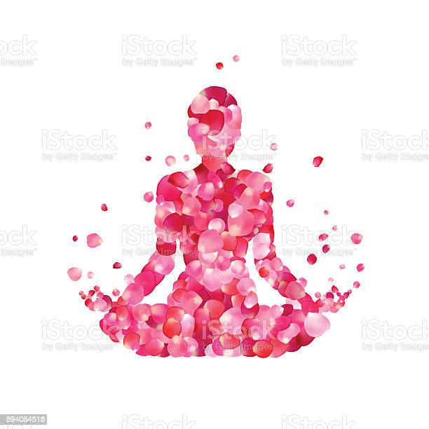 Yoga lotus pose silhouette vector id594064518?b=1&k=6&m=594064518&s=612x612&h=h2rlrjftmpubvy hb2afimztgvxgbql xpzgurqjgmg=