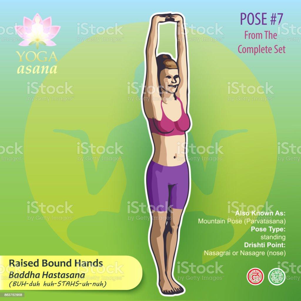 Mountain Pose Illustration
