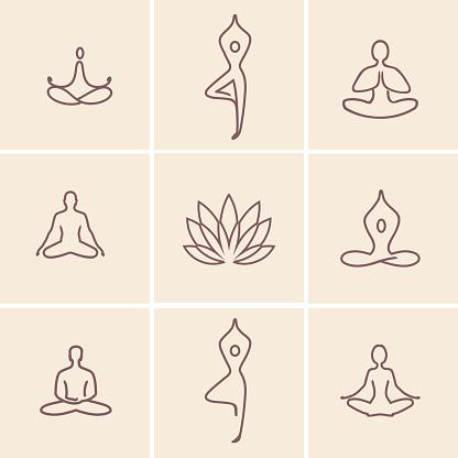 Yoga_Icons