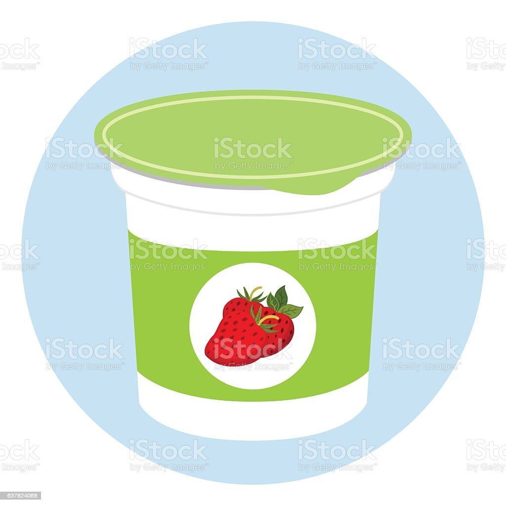 Yogurt illustrations and clipart 13500  Can Stock Photo