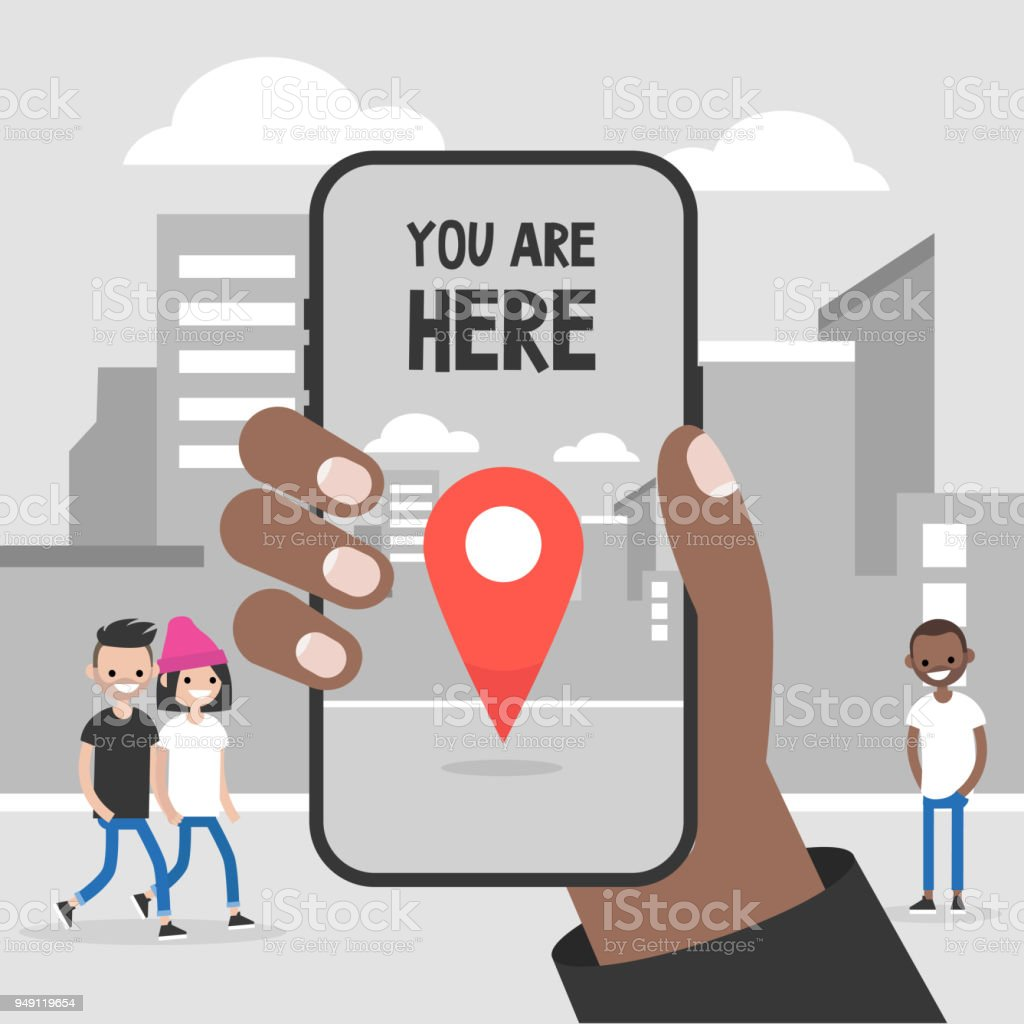 you are here illustrations  royalty-free vector graphics  u0026 clip art