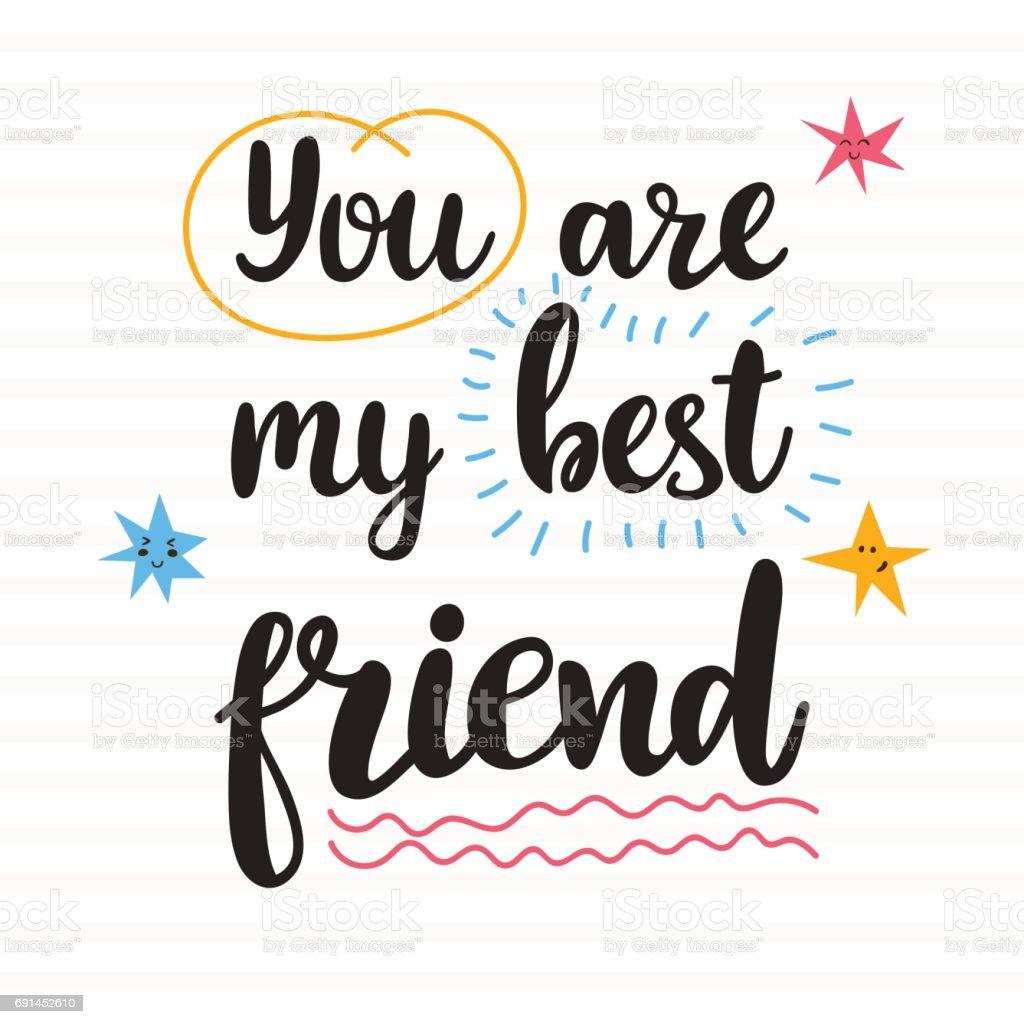 Brief an meinen besten freund