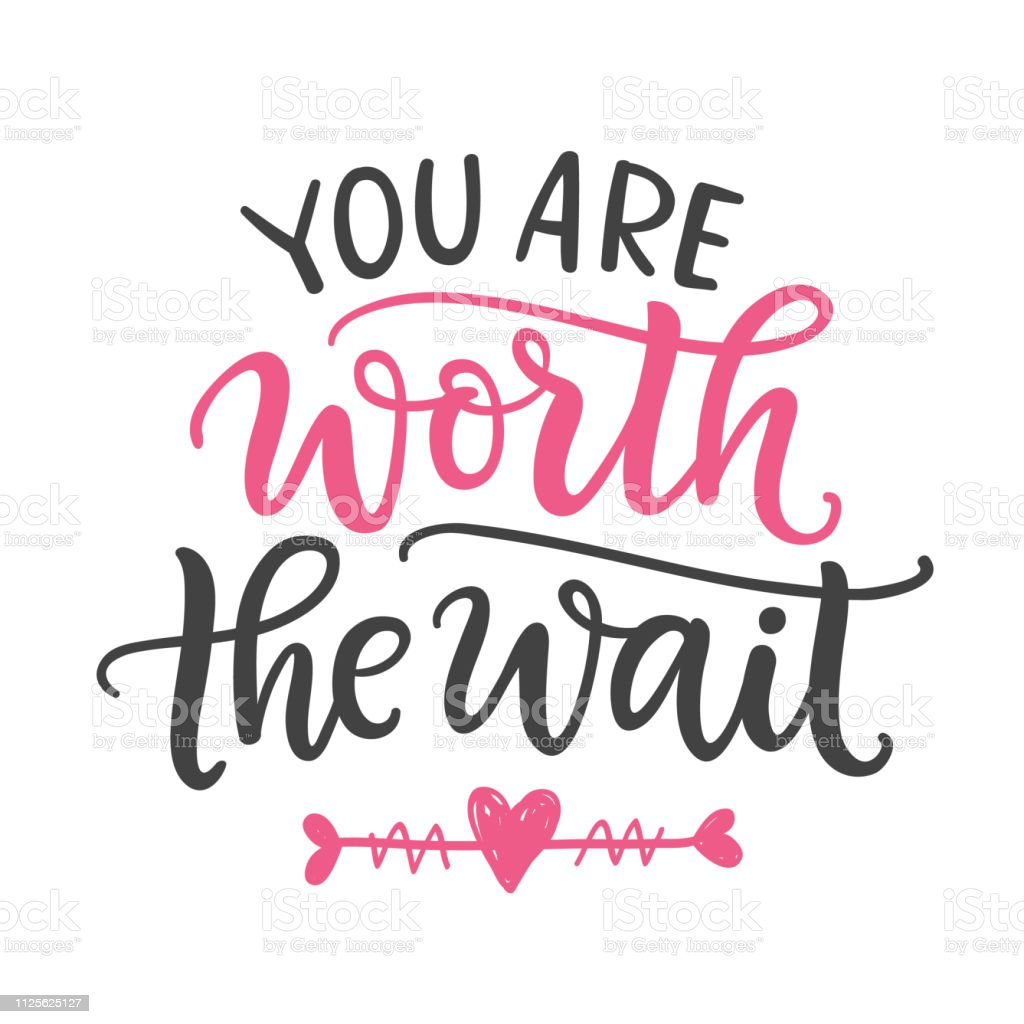 Top 60 Waiting For Love Quotes Clip Art Vector Graphics And