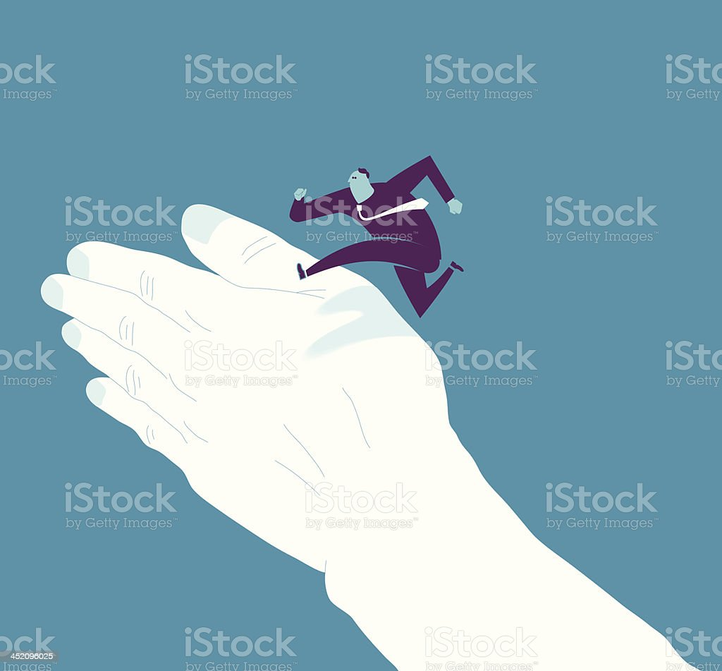 You can't stop me! royalty-free you cant stop me stock vector art & more images of activity