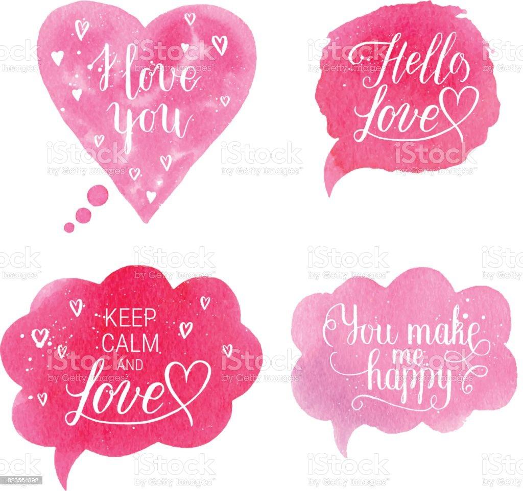You Make Me Happy Hello Love Keep Calm And Love I Love You Greeting