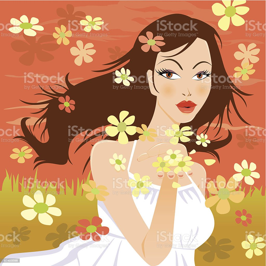 You must believe in Spring royalty-free you must believe in spring stock vector art & more images of adult