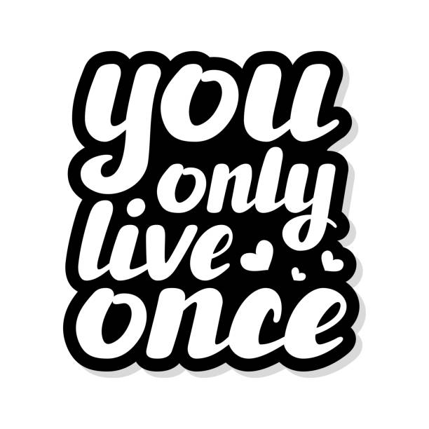 Just A Thought Archives - Northern Connection Magazine  |You Only Live Once Drawing