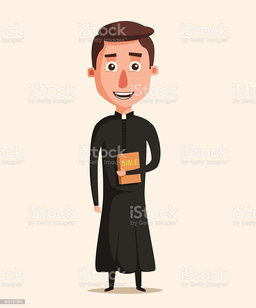 royalty free priest clip art vector images illustrations istock rh istockphoto com priest clipart images priest clipart images