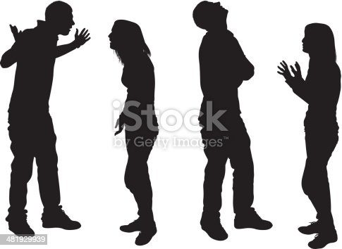 Young couple having an argumenthttp://www.twodozendesign.info/i/1.png