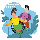 Love, Family Human Relations Disability