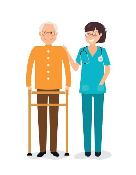 675 Nursing Assistant Illustrations Royalty Free Vector Graphics Clip Art Istock