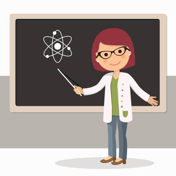 Science Teacher Job Facts: Best Spanish Teacher Illustrations, Royalty-Free Vector