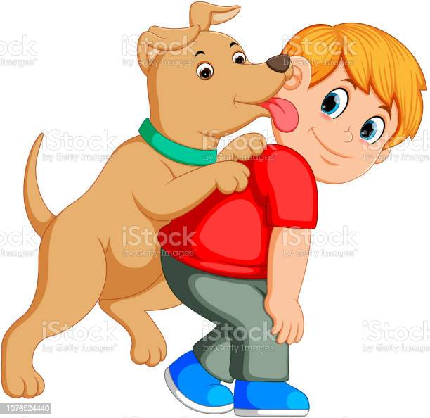 Young man and loved his dog vector id1076524440?b=1&k=6&m=1076524440&s=612x612&h=ynianypvapzed0wnuyy1aeohtqbweonb5x3qikhjbwq=
