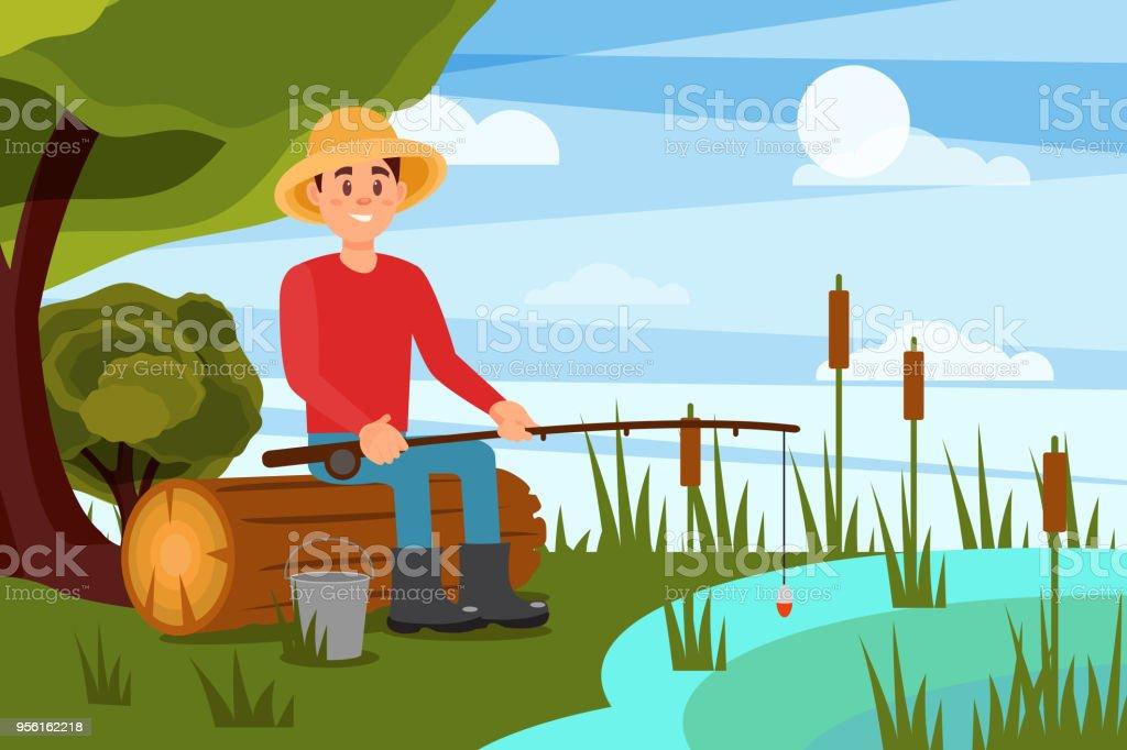 EPS Vektor - Karikatur, wald, landschaft, 4. Stock Clipart Illustration  gg58532082 - GoGraph