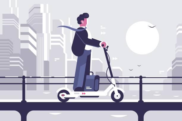scooter vector art graphics freevector com scooter vector art graphics freevector com