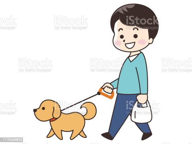 Young man walking a dog vector id1170334823?b=1&k=6&m=1170334823&s=612x612&h=q8u sfdd3xu14d1 jex0pviijii9d2pphd6ilvqdel4=