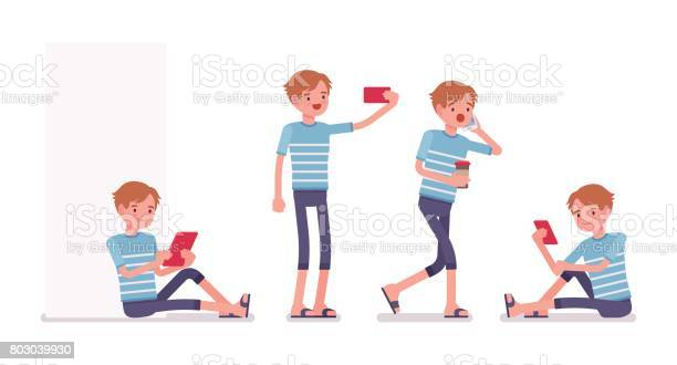 Young man with different gadgets vector id803039930?b=1&k=6&m=803039930&s=612x612&h=ou6vpjqw3iqwbo2crcxojkb4nqta6krhonxleb6mgle=