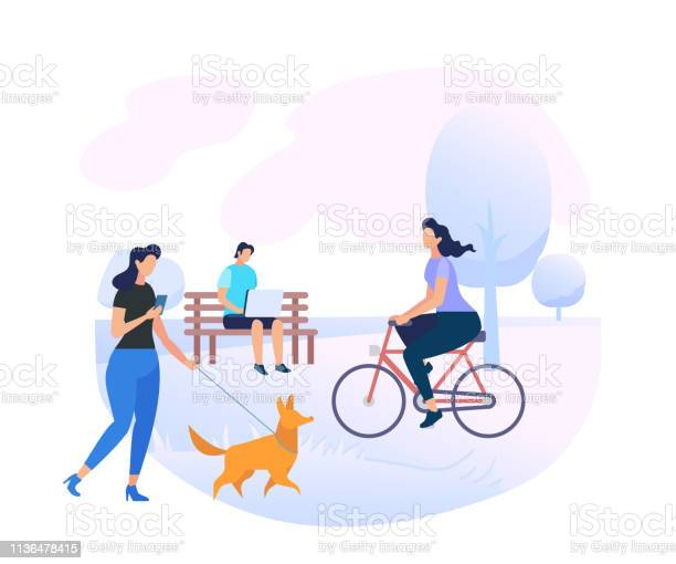 Young people characters relaxing at city park area vector id1136478415?b=1&k=6&m=1136478415&s=612x612&h=djbjorcspgan4bgczxy5rpexb2nklnadjxbhw ecine=