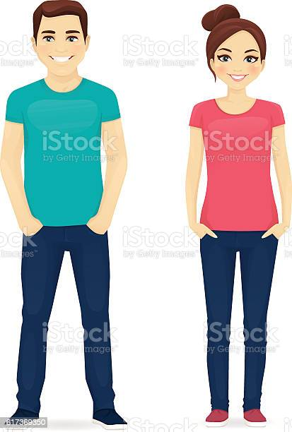 Young people in casual clothes vector id617369350?b=1&k=6&m=617369350&s=612x612&h=zufp6bli4a9xokqtjesezdwaxzvqfcx5vrxqxmeiszw=