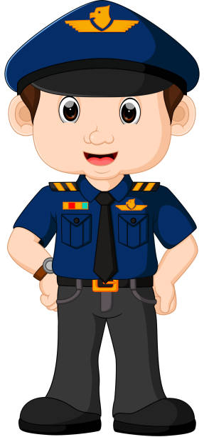 Police Officer Uniform Security Guard - Security Guard Long Handcuff , Free  Transparent Clipart - ClipartKey