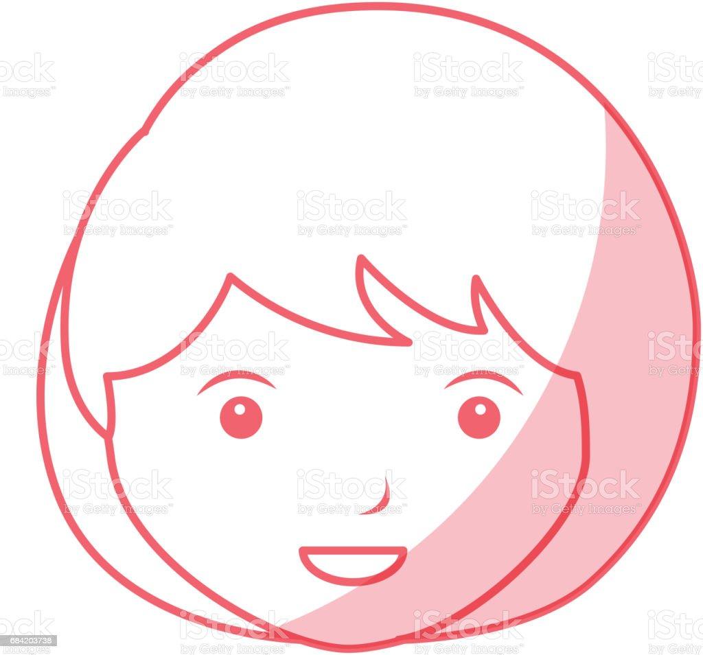 caractère de jeune femme avatar caractère de jeune femme avatar – cliparts vectoriels et plus d'images de a la mode libre de droits