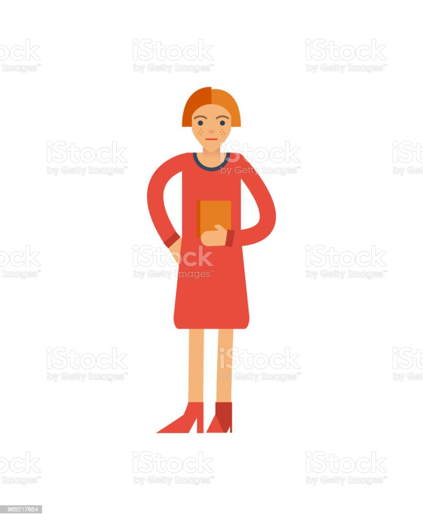 Young woman hold book icon royalty-free young woman hold book icon stock vector art & more images of adult