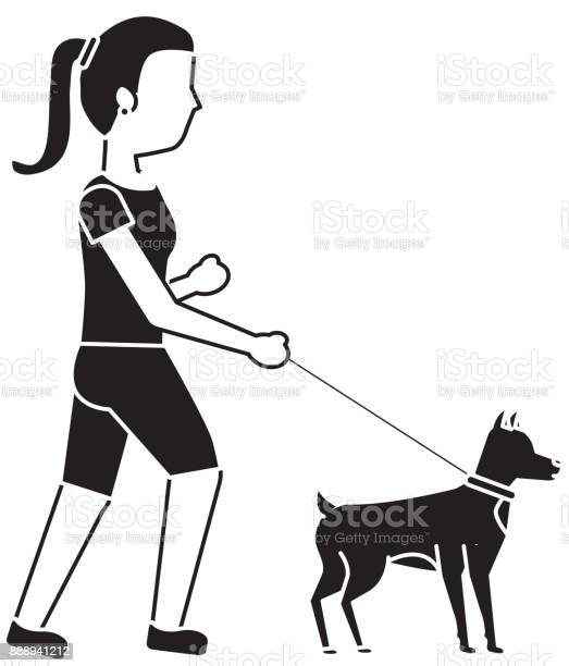 Young woman walking a dog vector id888941212?b=1&k=6&m=888941212&s=612x612&h=ogiki4ma7xffy93n3yekpeqenx1boxi1oqqb2fp e18=