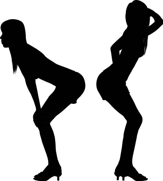 clip art silhouette Sexy