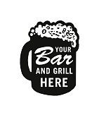 istock Your Bar and Grill Here 1003207102