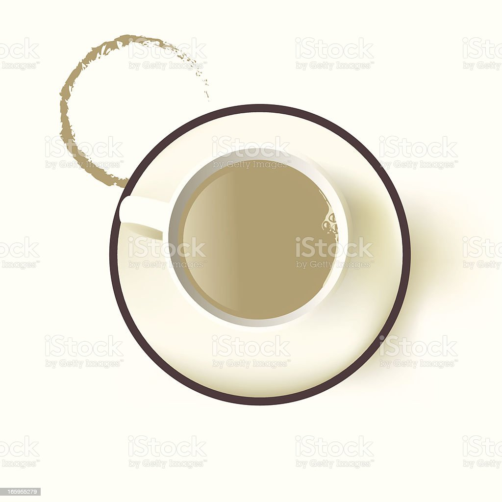 Your Cup Of Tea vector art illustration