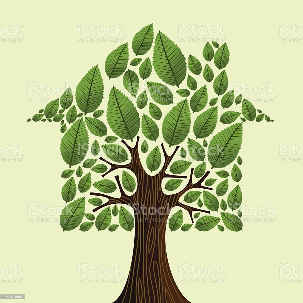 Your own green house property royalty-free your own green house property stock vector art & more images of brown