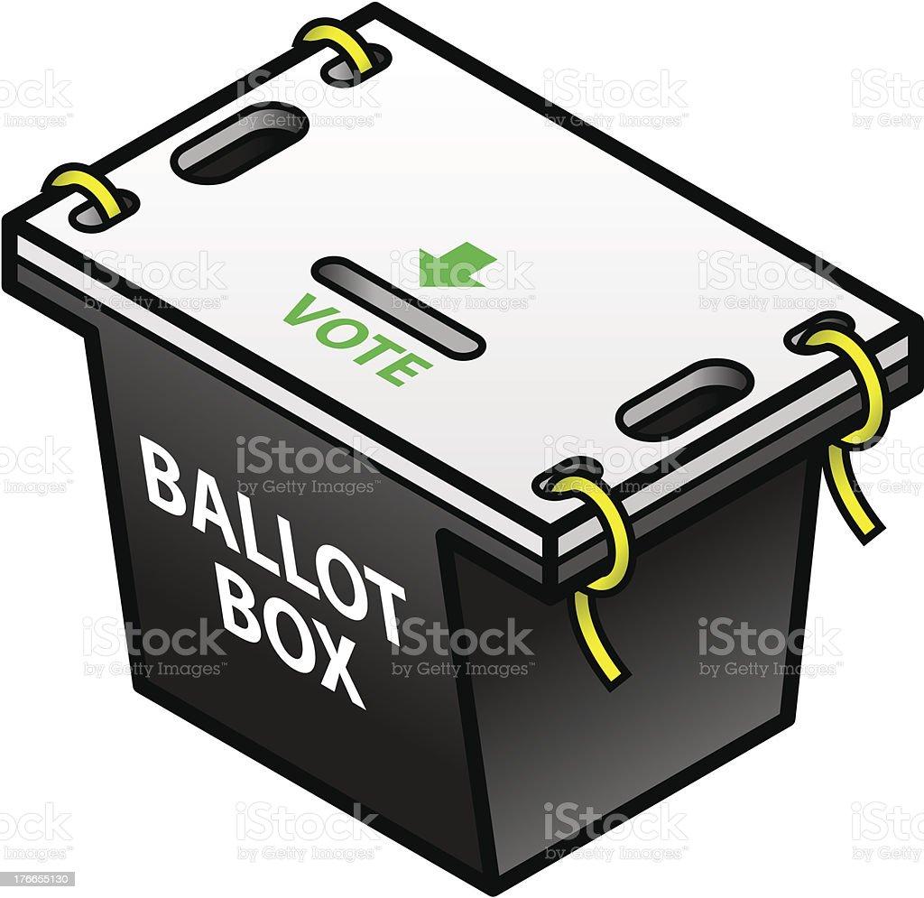 Los recuentos de su votación ilustración de los recuentos de su votación y más banco de imágenes de bote libre de derechos