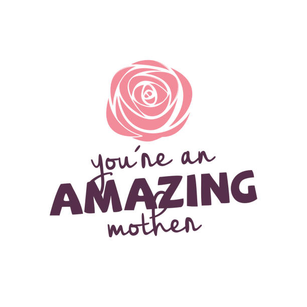 You're An Amazing Mother Pink Rose Background Vector ImageYou're An Amazing Mother Pink Rose Background Vector Image You're An Amazing Mother Pink Rose Background Vector Image you re awesome stock illustrations