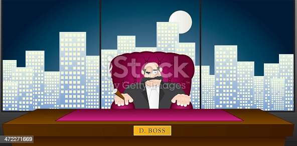 istock You're Fired!! 472271669