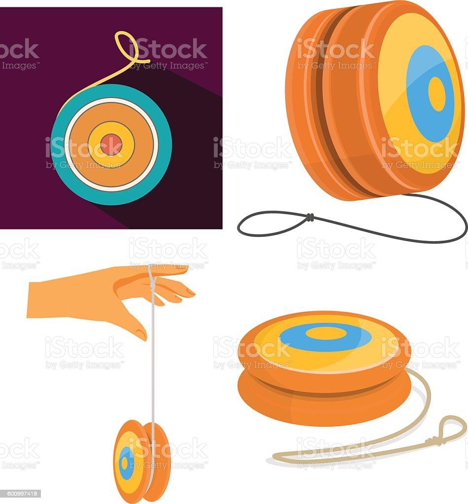 Yo-yo toy