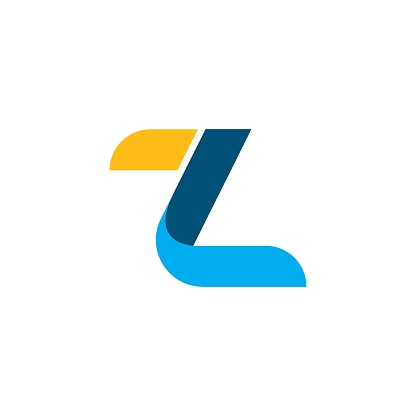 z letter icon vector illustration design template