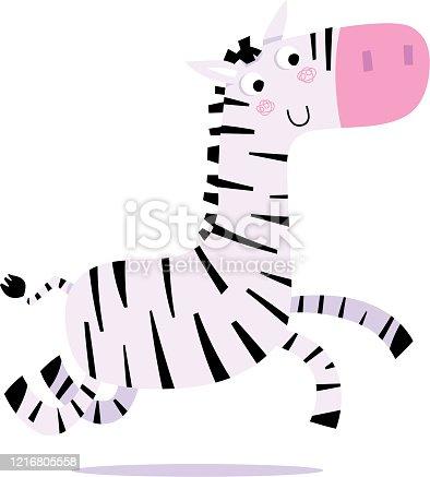 istock Zebra Dude 1216805558