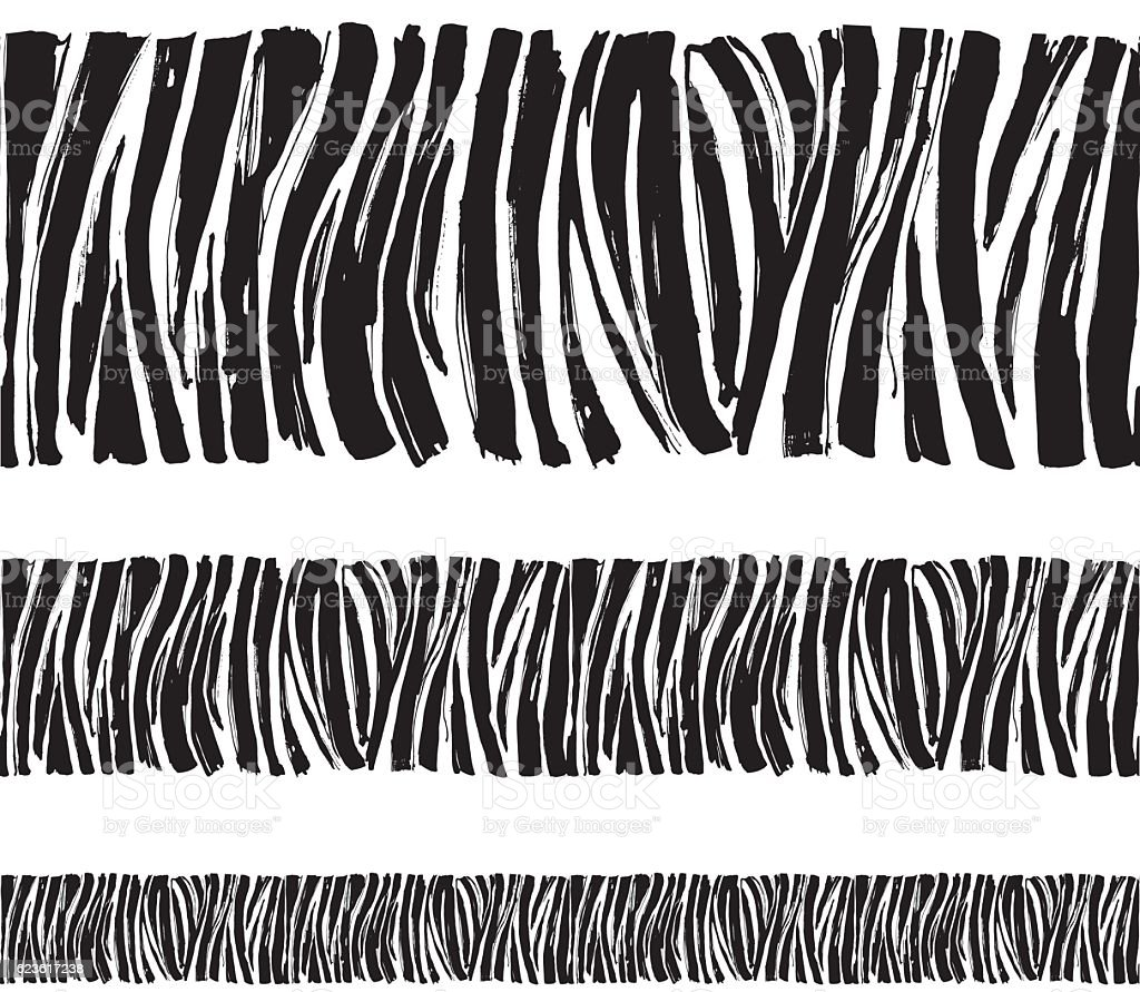 Zebra print seamless background border frame pattern black and zebra print seamless background border frame pattern black and royalty free zebra print seamless voltagebd Choice Image