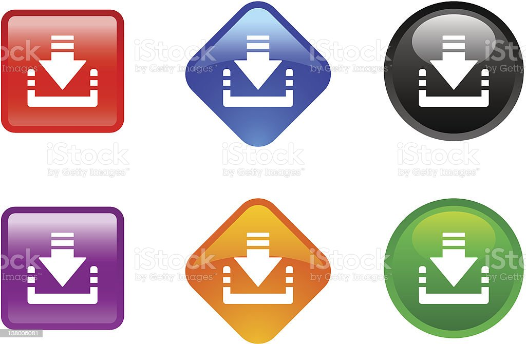 'Zee' Icon Series   Download royalty-free zee icon series download stock vector art & more images of black color