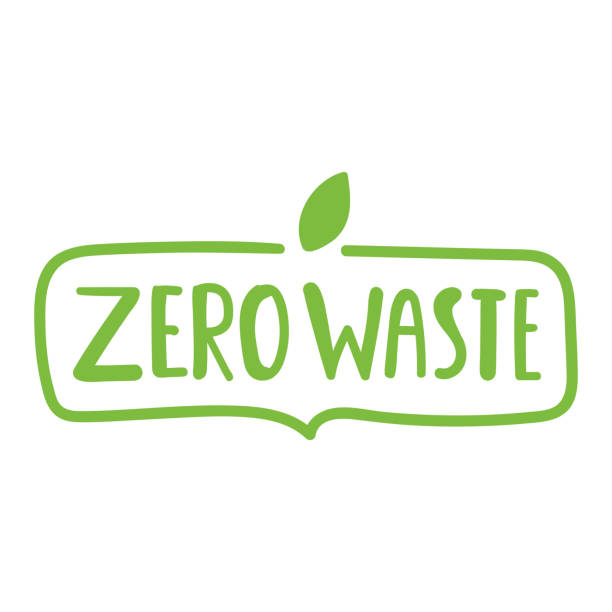ilustrações de stock, clip art, desenhos animados e ícones de zero waste. - circular economy