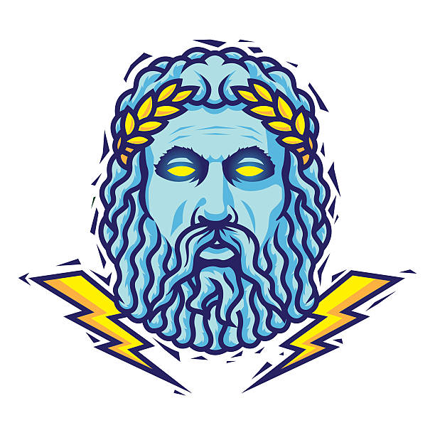 Royalty Free Zeus Clip Art, Vector Images & Illustrations ...
