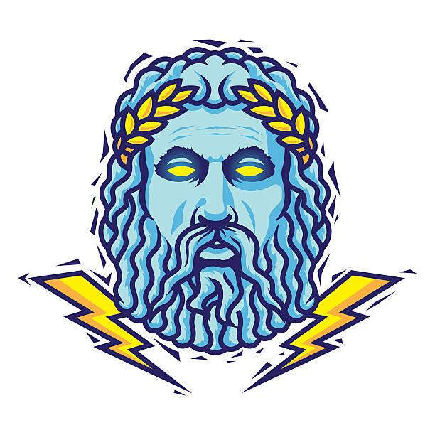 Best Zeus Illustrations, Royalty-Free Vector Graphics ...
