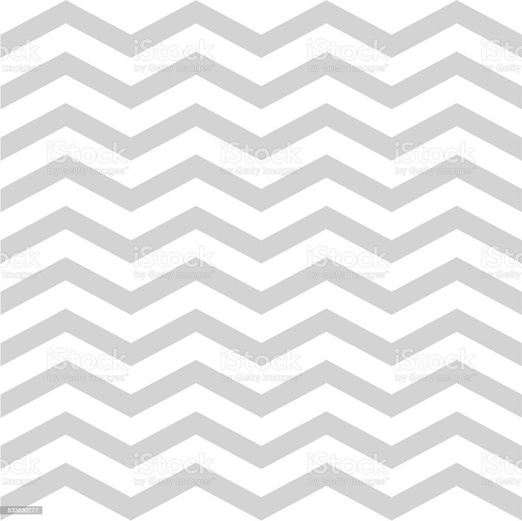 Zig zag, retro pattern. vector art illustration