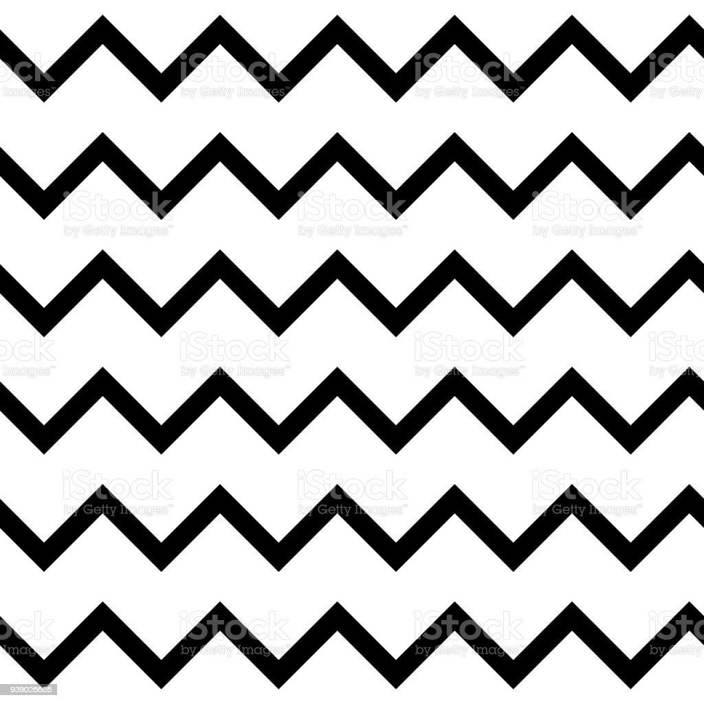 zigzag chevron seamless pattern background stock vector art more rh istockphoto com chevron pattern vector download chevron pattern vector free download