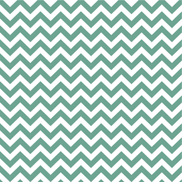 Zigzag pattern Zigzag pattern for background vector (Repeated) EPS10 zigzag stock illustrations