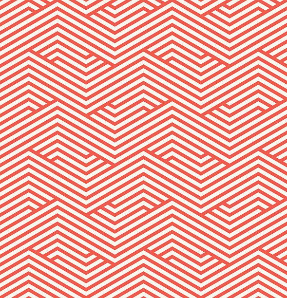 zigzag pattern seamless abstract geometric zigzag pattern. busy stock illustrations