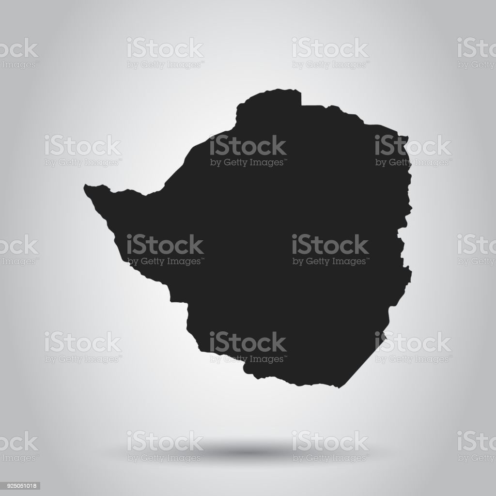 Zimbabwe vector map black icon on white background stock vector art zimbabwe vector map black icon on white background royalty free zimbabwe vector map gumiabroncs Image collections