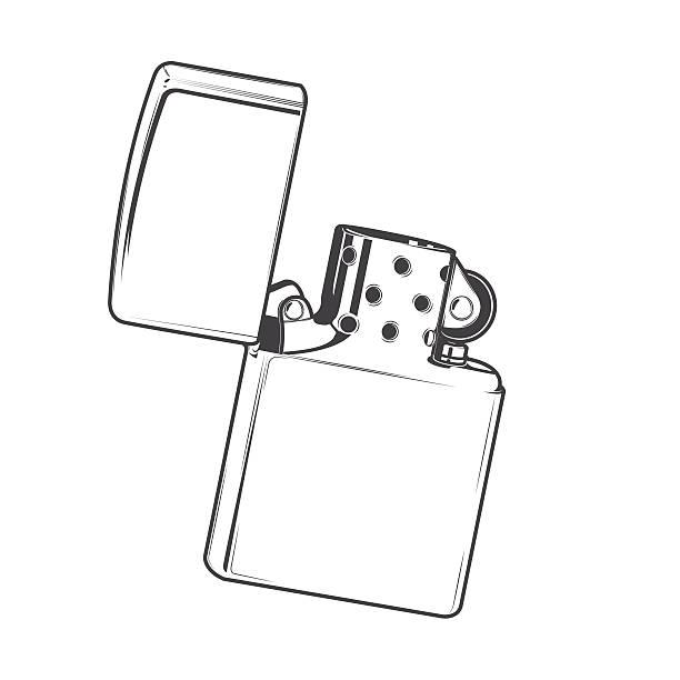 nix leichter - feuerzeuggas stock-grafiken, -clipart, -cartoons und -symbole