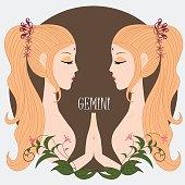 Zodiac gir Gemini